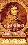 Image of Secret Memoirs of Cardinal de Retz