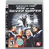 Fantastic Four Rise of the Silver Surfer PS3