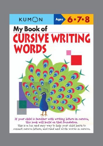 My Book of Cursive Writing: Words (Cursive Writing Workbooks)