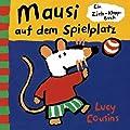 Mausi auf dem Spielplatz: Ein Zieh-Klapp-Buch
