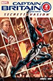 Paul Cornell Captain Britain and MI13: Secret Invasion