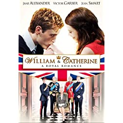William & Catherine: A Royal Romance DVD