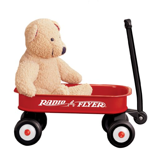 radio flyer little red wagon 042385901503. Black Bedroom Furniture Sets. Home Design Ideas