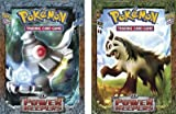 Pokemon Ex Power Keepers Theme Deck Set (Mind Game & Dark Blast)