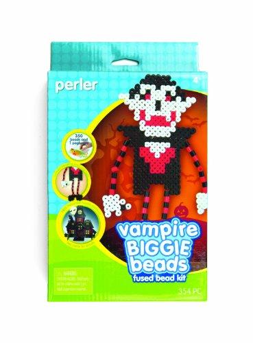 Perler Fused Beads Kit, Vampire Biggie Bead pyrimidines fused with heterocycles