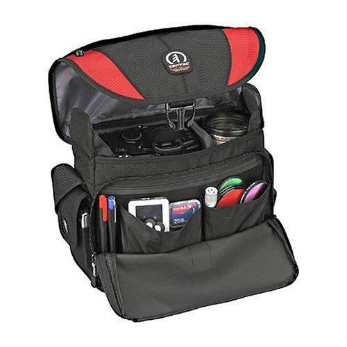 Tamrac 5534 Adventure Messenger 4 Camera Bag (Red/Black)