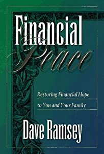 "Cover of ""Financial Peace: Restoring Fina..."