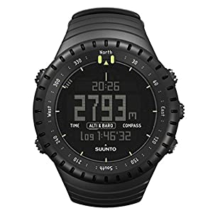 Suunto SS014279010 Core All Black Orologio Sport, colore: Nero