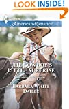 The Cowboy's Little Surprise (The Hitching Post Hotel)