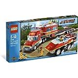 LEGO CITY Fire Transporter 4430