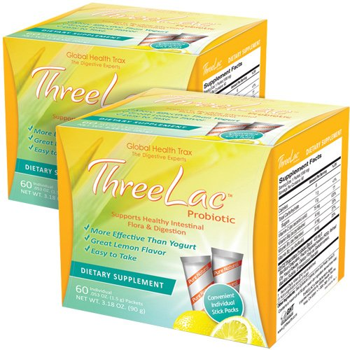 Threelac Probiotic - 2 Pack