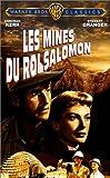 echange, troc Les Mines du roi Salomon [VHS]