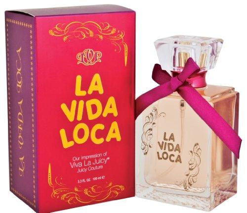 La Vida Loca 3 3 Fl Oz Eau De Parfum By Preferred Fragrance