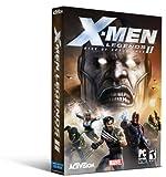 echange, troc X-Men Legends II: Rise of Apocalypse - Ensemble complet - 1 utilisateur - PC - CD