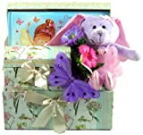 Gift Basket Village The Butterfly Ballerina, Easter Gift Set, 6 Pound