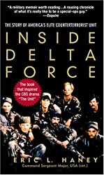 Inside Delta Force- The Story of Americas Elite Counterterrorist Unit