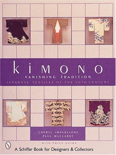 Kimono Vanishing Tradition: Japanese Textiles of the 20th Century