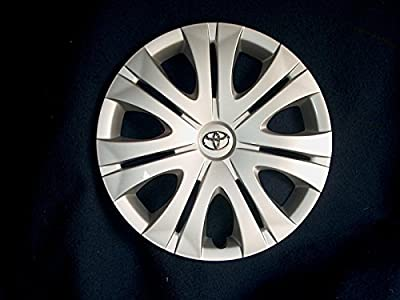 "Genuine Toyota (42621-02090) 16"" Wheel Cover"
