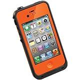 LifeProof iPhone 4/4s Case - Orange/Black