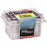 Rayovac Ultra Pro Industrial Alkaline Battery-8PK 9V PRO BATTERY