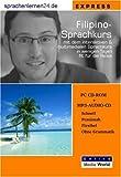 echange, troc Udo Gollub - Sprachenlernen24.de Filipino-Express-Sprachkurs CD-ROM für Windows/Linux/Mac OS X + MP3-Audio-CD für Computer/MP3-Player/MP3-