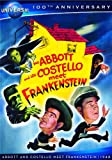 Cover art for  Abbott & Costello Meet Frankenstein [DVD + Digital Copy] (Universal's 100th Anniversary)