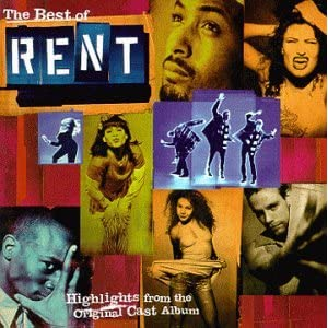 amazoncojp rent the best of rent highlights from the
