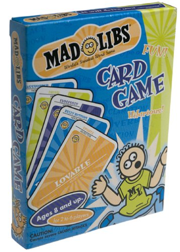 Mad Libs Card Game - 1