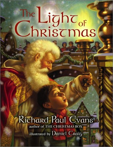 The Light of Christmas, RICHARD PAUL EVANS