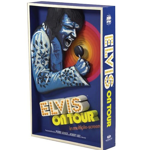 Buy Low Price McFarlane Elvis On Tour 3-D Movie Poster Case Of 4 Figure (B001O6G4XG)