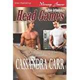 Head Games [Buffalo Intimidators 1] (Siren Publishing Menage Amour) ~ Cassandra Carr