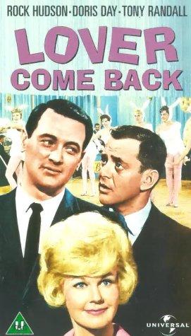 Lover Come Back - Ein Pyjama fuer zwei [VHS]