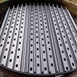 """Cut to fit GrillGrates for 22"""" Weber Kettle"""