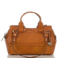 Atelier Hingham Small Satchel<br>Brown