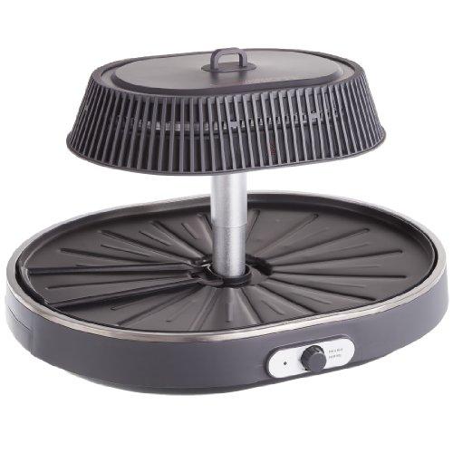 ultratec infrarette infrarot grill gesundes grillen ohne l weltneuheit raclette grill. Black Bedroom Furniture Sets. Home Design Ideas