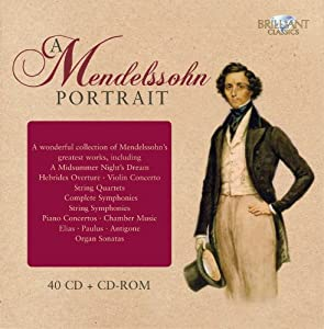 A Mendelssohn Portrait (40CD + CD-ROM)