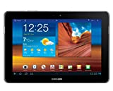 Samsung Galaxy Tab 10.1N WiFi P7511 Tablet (25,7 cm (10.1 Zoll) Touchscreen, 64 GB Speicher, Wifi-only, Android Betriebssystem) soft-black