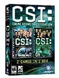 CSI/CSI: Dark Motives Double Pack