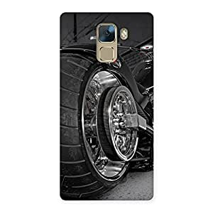 Delighted Wonder Cruise Multicolor Back Case Cover for Huawei Honor 7