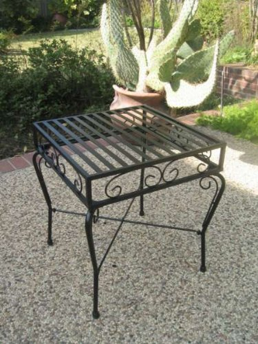 International Caravan Tropico Outdoor Patio Side Table picture