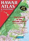Hawaii Atlas & Gazetteer (0899332080) by DeLorme