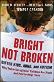 img - for Bright Not Broken: Gifted Kids, ADHD, and Autism book / textbook / text book
