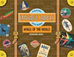Wings of the World Luggage Labels: Tr...