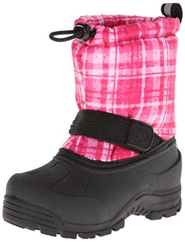 Northside Frosty Winter Boot (Toddler/Little Kid/Big Kid),Fuchsia/Pink,10 M Us Toddler