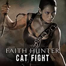 Cat Fight: A Jane Yellowrock Novella Audiobook by Faith Hunter Narrated by Khristine Hvam