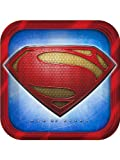 Superman Saves the Day Lunch/Dinner Plate