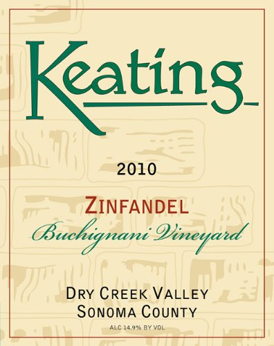 Keating Wines 2010