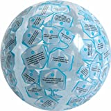 "American Educational Vinyl Clever Catch Ice Breaker Intermediate Ball, 24"" Diameter"