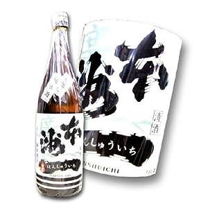 【広島】【純米酒】本州一 無濾過純米酒 1800ml