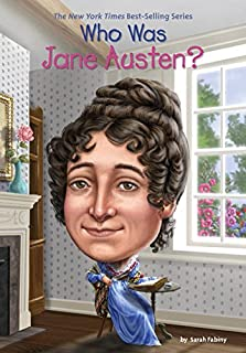 Book Cover: Who Was Jane Austen?